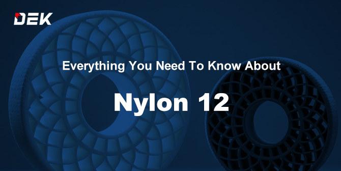 Nylon 12 PA