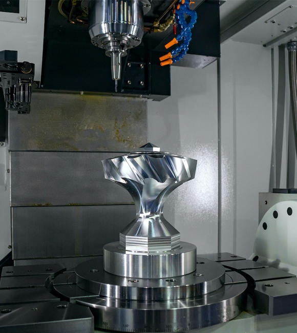 Precision Machining & Focusing on the Core Processes