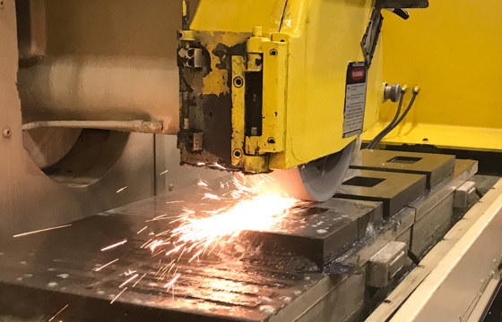 Precision surface grinding services 1