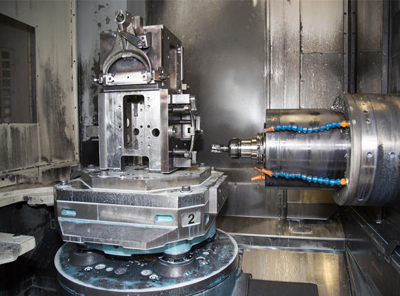 Quick On-Time Delivery of CNC Machining Mild Steel