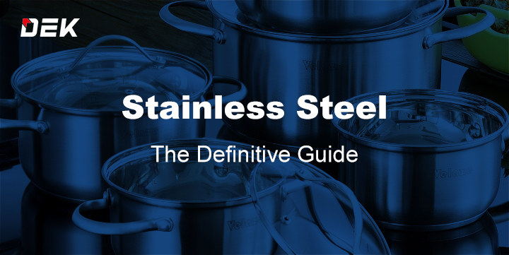 Stainless Steel The Definitive Guide