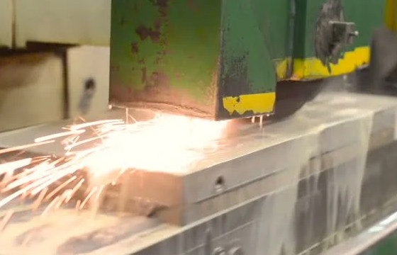 Surface Grinding Services 6