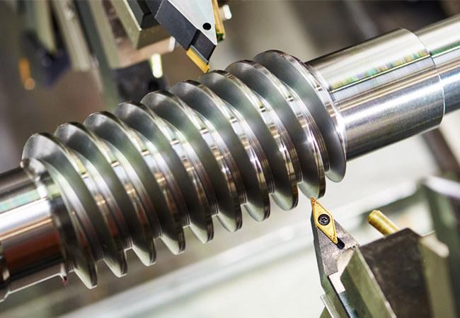 Swiss CNC precision machining aerospace