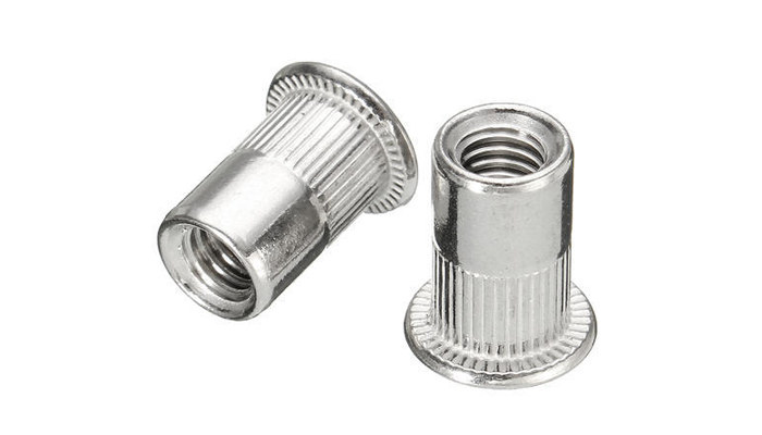 Threaded Inserts and rivet nuts