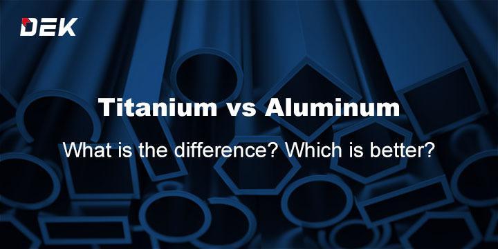 Titanium vs Aluminum