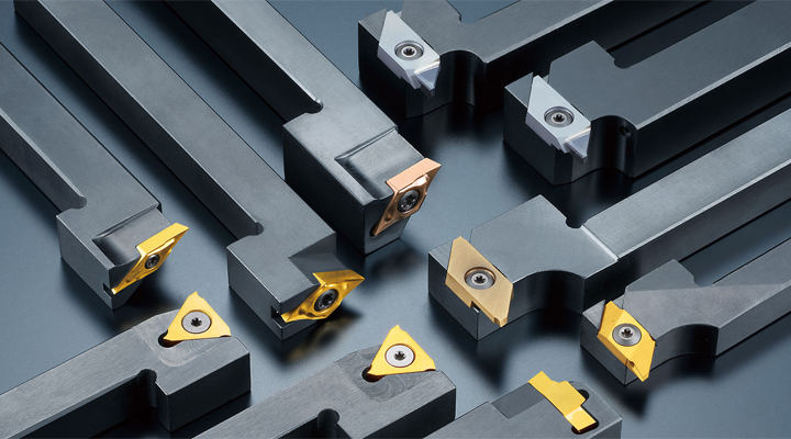 Tools selection for CNC turning