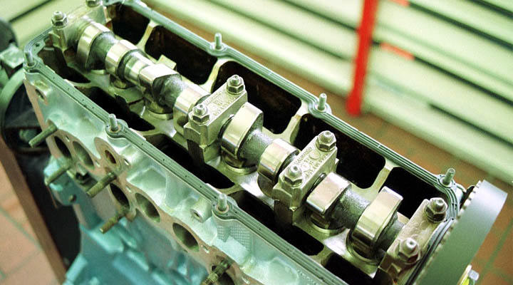 What Material Is a Camshaft Made Of?