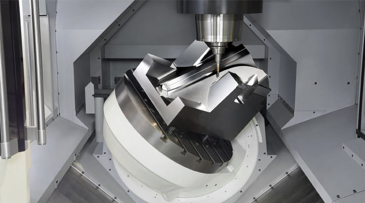 What Parts Can 5-Axis CNC Machine