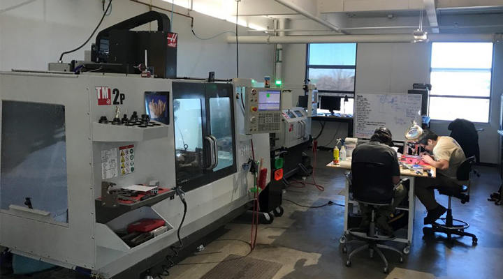 What Type Of Prototyping Manufacturing Does A CNC Machine Use