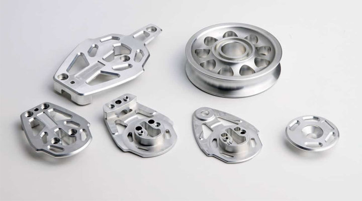 What are CNC Milled Parts