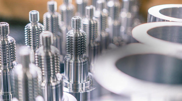 What are CNC Turned Parts