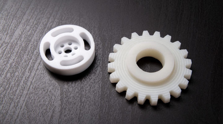 What are Machined Nylon Parts