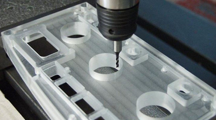 What are the Applications of CNC Machining Acrylic