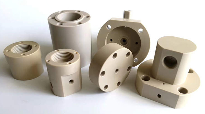 What are the Applications of CNC Machining PEEK
