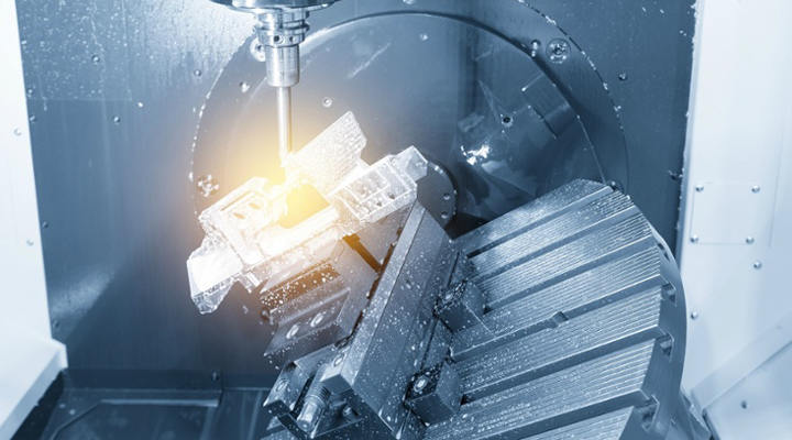 What are the Benefits of 4-Axis CNC Machining