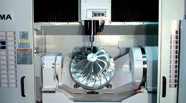 What are the Benefits of 5-Axis CNC