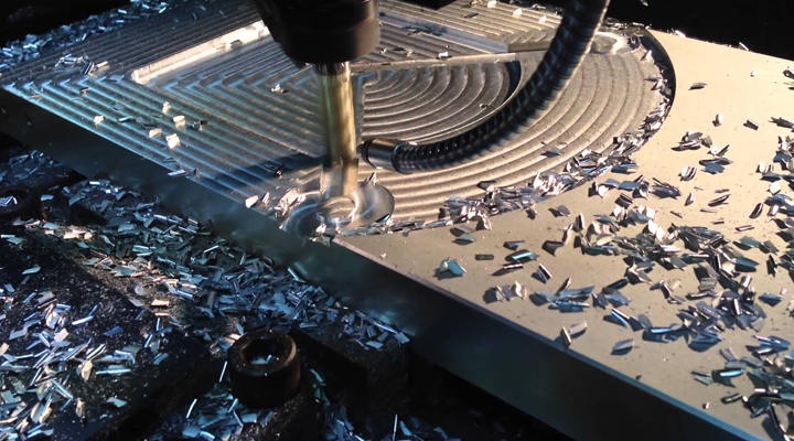 What are the Different Surface Finishing Options of 3-Axis CNC Machining