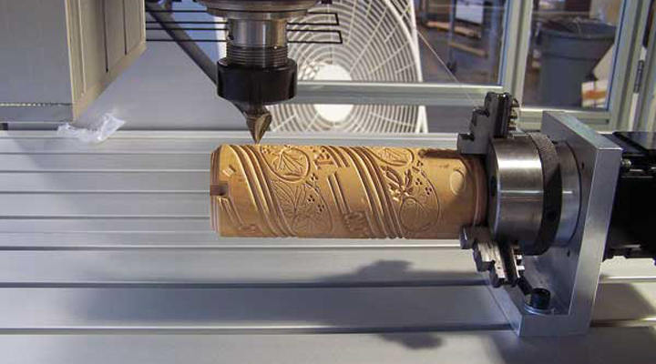 What are the Features of 4-Axis CNC Machines