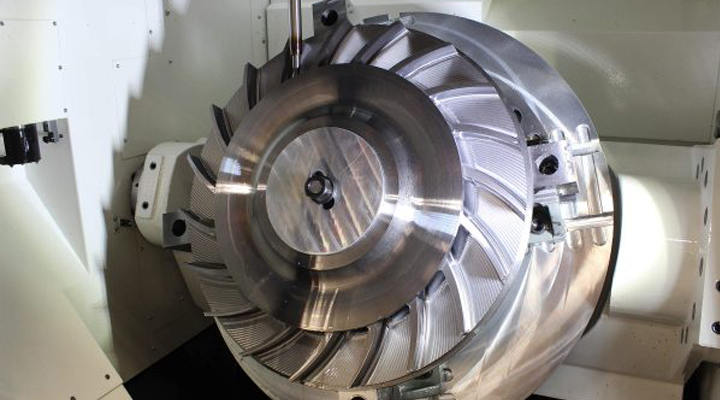 What are the Features of 5-Axis CNC