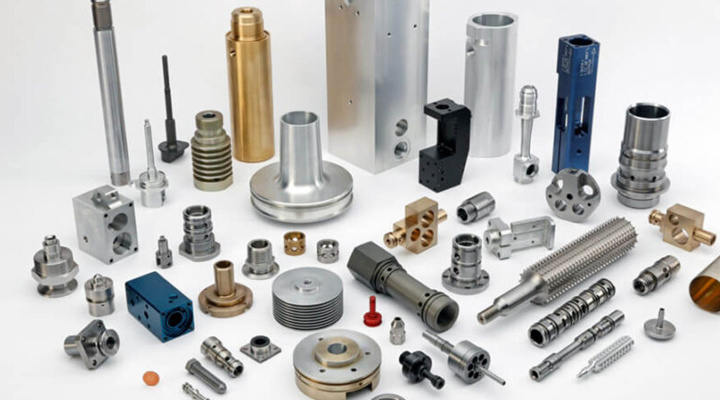 What are the Materials for CNC Machining
