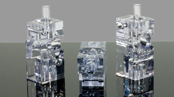 What are the advantages of acrylic CNC milled parts