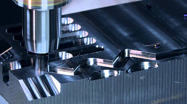 What is 3 Axis CNC Machining