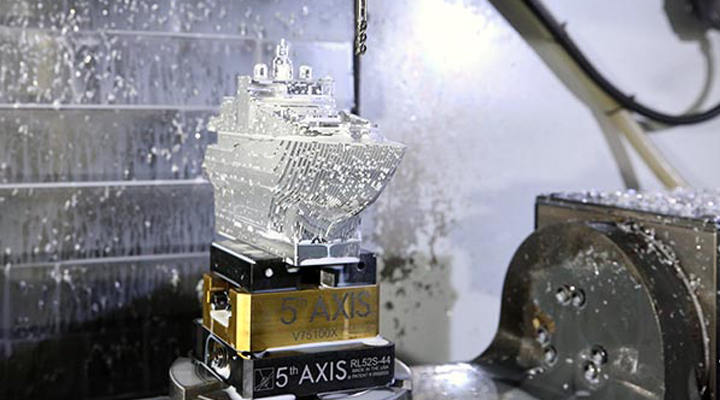 What is 5-Axis CNC Machining