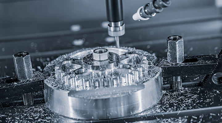 What is custom parts machining service