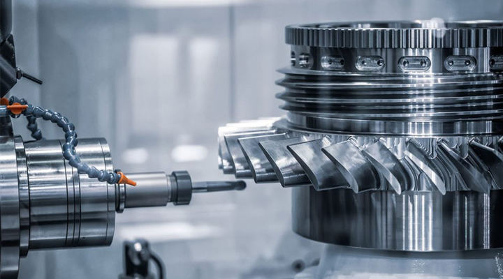 What is the Development Process of China's CNC Machining