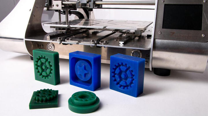 What plastic materials can CNC milling be used
