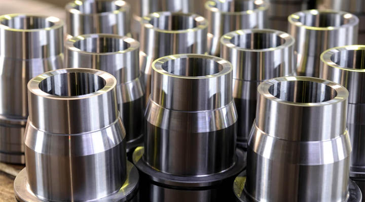 Why do many machined parts choose stainless steel as the ideal material
