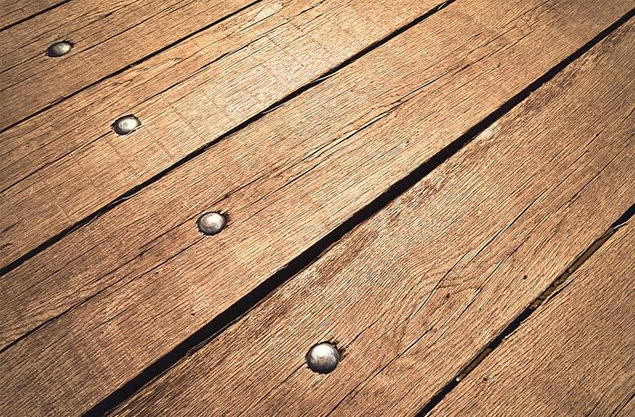 Woodworking rivets