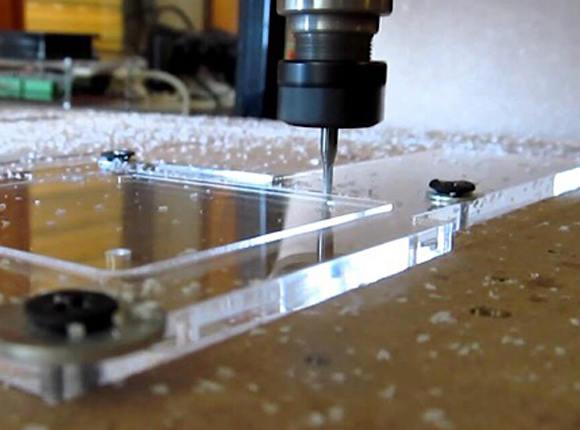 Years of eminent experience in CNC milling acrylic services