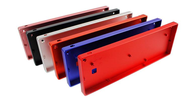 anodized aluminum keyboard case 2