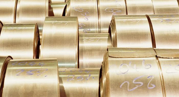 brass vs copper, brass